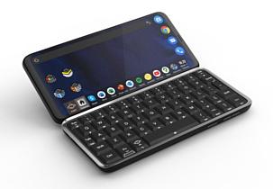 Planet Computers Astro Slide — смартфон и КПК в одном устройстве