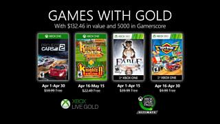 В апреле подписчики Xbox Live Gold получат Fable и Project CARS 2