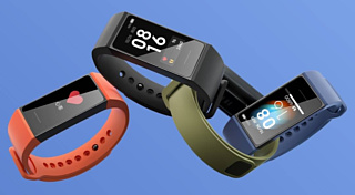 Xiaomi показала умный браслет Redmi Band
