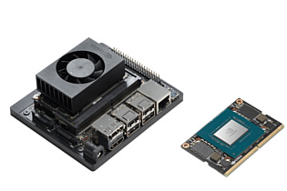 Nvidia показала новый мощный одноплатный компьютер Jetson Xavier NX