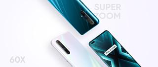 Realme анонсировала смартфон X3 SuperZoom