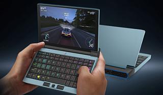 One Netbook OneGx1 — 7-дюймовый «игровой ноутбук с 5G»