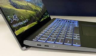 В сети опубликовали результаты теста ноутбука с Intel Tiger Lake Core i7-1165G7
