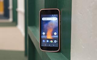 Nokia 1 2018 года обновили до Android 10 Go Edition