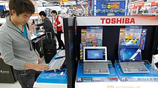Toshiba покинет рынок ноутбуков