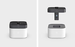 Ring Always Home Cam — домашний дрон с камерой видеонаблюдения