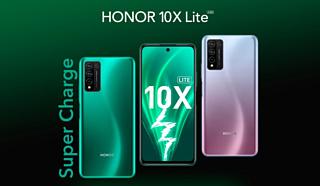Huawei представила новый смартфон Honor 10X Lite с Kirin 710