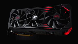 Powercolor выпустила трехслотовые видеокарты AMD Radeon RX 6800 и 6800 XT