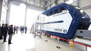 Южнокорейский сверхскоростной поезд достиг отметки в 1000 км/ч