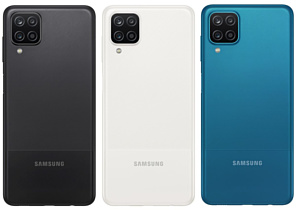 Samsung представила смартфоны Galaxy A12 и Galaxy A02s