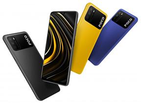 Xiaomi анонсировала бюджетный мобильник Poco M3