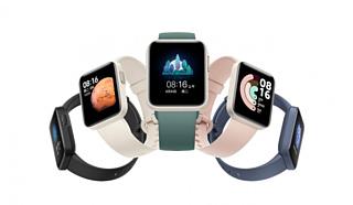 Redmi Watch получили 1.4-дюймовый дисплей