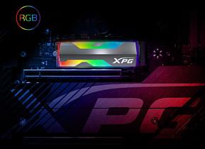 XPG анонсировала SPECTRIX S20G PCIe Gen3x4 M.2 2280 SSD