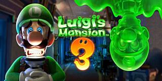 Nintendo купила разработчиков Luigi's Mansion 3