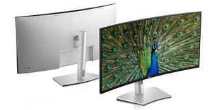 Dell представила свой первый 40-дюймовый ультраширокий монитор
