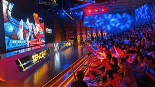 В Китае построят киберспортивный стадион за $898 млн
