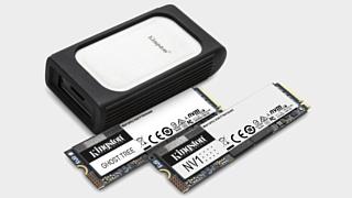 Kingston Ghost Tree — новый NVMe SSD со скоростью до 7000 МБ/с
