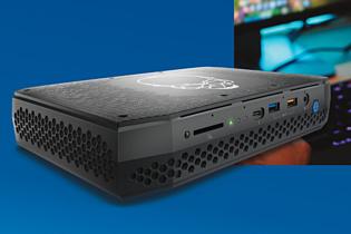 Intel анонсировала новые мини-компьютеры NUC 11