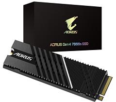 Gigabyte анонсировала сверхбыстрый SSD-накопитель AORUS Gen4 7000s M.2 NVMe