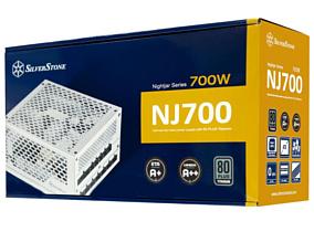 Nightjar NJ700 — новый безвентиляторный 700-ваттный блок питания SilverStone