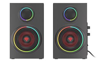 Genesis анонсировала новые колонки Helium 300BT с ARGB-подсветкой