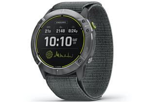 Новые умные часы Garmin могут проработать без подзарядки до 65 дней
