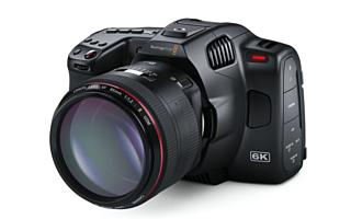 Blackmagic Design анонсировала новую камеру Pocket Cinema Camera 6K Pro