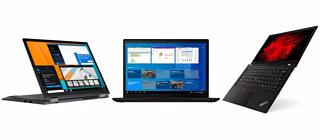 Lenovo показала новые версии ноутбуков ThinkPad
