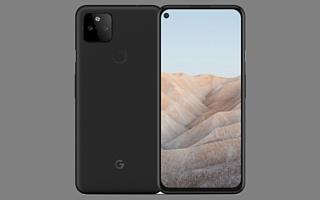 В сеть попали рендеры Google Pixel 5a