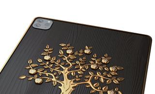 Caviar показала iPad Pro, декорированный килограммом золота