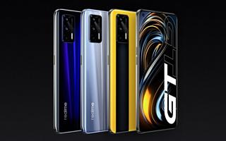 Realme GT — флагманский мобильник со Snapdragon 888 всего за $430