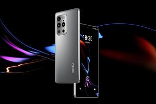 Meizu анонсировала флагманские смартфоны 18 и 18 Pro со Snapdragon 888