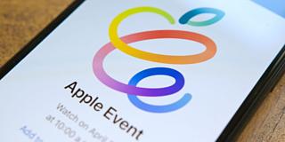 Презентация Apple Spring Loaded: AirTag, новые iMac и новые iPad Pro
