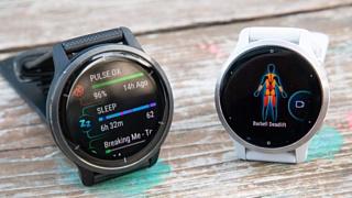 Garmin выпустила новые фитнес-часы Venu 2