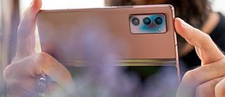 Утечка: новые сведения о камерах Samsung Galaxy Z Fold3