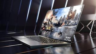 Nvidia анонсировала мобильные видеокарты RTX 3050 и RTX 3050 Ti