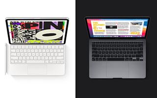 iPad Pro 12.9 (2021) немного отстал от MacBook Air (M1) в тесте AnTuTu