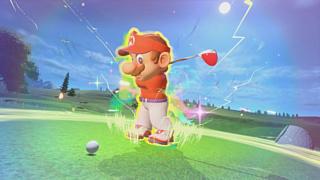 Nintendo показала новый трейлер Mario Golf: Super Rush