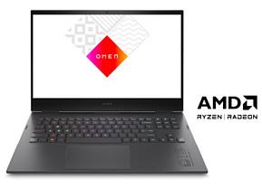 HP выпустила новые игровые ноутбуки Omen 16 и Omen 17