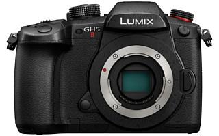 Panasonic представила новую камеру LUMIX GH5 II
