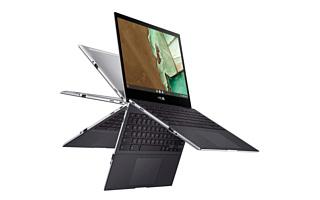 ASUS выпустила недорогие лаптопы Chromebook Flip CM3 и Detachable CM3
