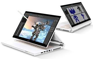 Acer выпустила новые мощные ноутбуки Predator Helios 500 и ConceptD 7 Ezel