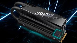 Gigabyte анонсировала флагманский SSD Aorus Gen4 7000s Premium