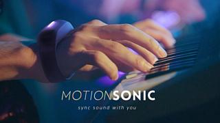 Sony собирает деньги на выпуск необычного музыкального контроллера Motion Sonic