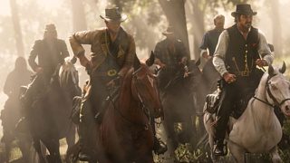 В Red Dead Redemption 2 добавят поддержку технологии Nvidia DLSS