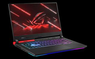 Asus выпустила мощные ноутбуки ROG Strix G15 и G17 Advantage Edition с Radeon RX 6800M
