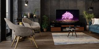 Новая серия телевизоров LG OLED С1: широкий выбор диагоналей премиального изображения