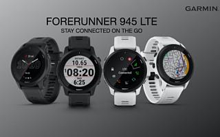 Garmin выпустила новые часы Forerunner 945 LTE и 55