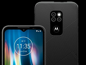 В сеть попали изображения и характеристики Motorola Defy 2021
