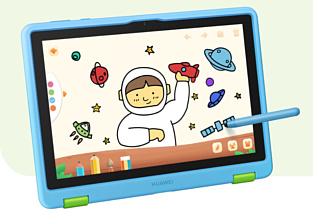 Huawei анонсировала детский планшет MatePad T 10 Kids Edition
